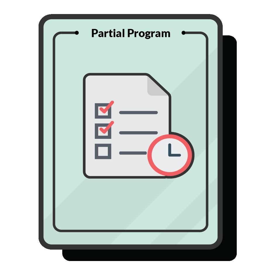 Partial Program