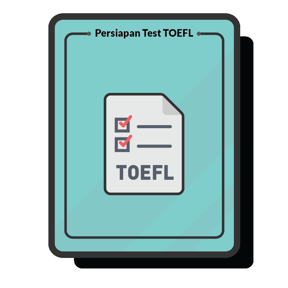 Persiapan Tes TOEFL