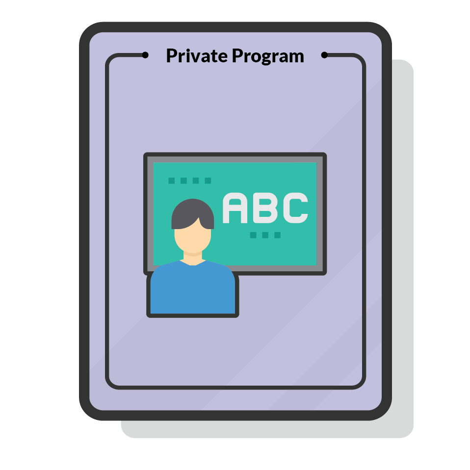 Private Program